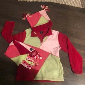 The Children's Place fleece hat and scarf 14